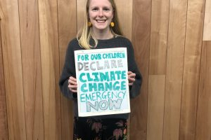 'LOOK NANA, THIS IS MY FUTURE': A CONVERSATION WITH CLIMATE STRIKE ORGANISER SOPHIE HANDFORD